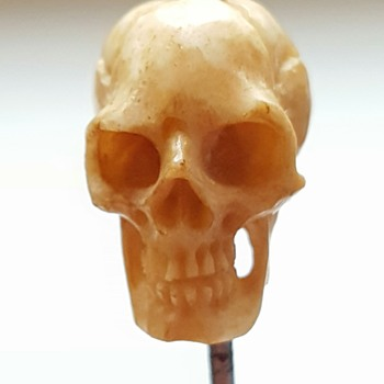 Skull hat pin! - Fine Jewelry