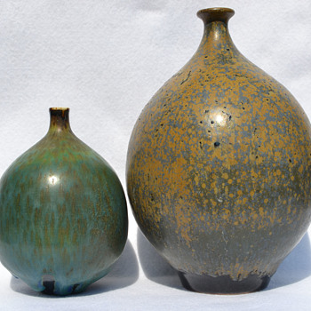 California art pottery - Steve Salisian Jr.