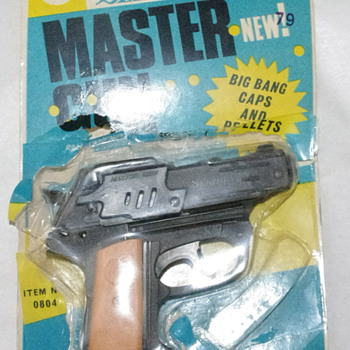 Rare Sekiden Pellet Gun - Toys