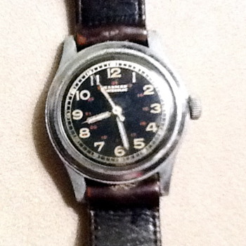 1950 Harman Watch - Men&#039;s wind-up