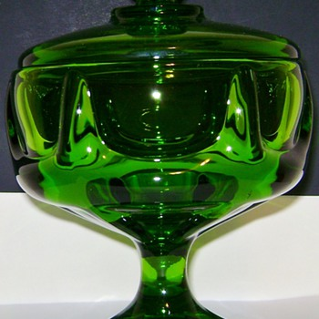 Viking Glass Compote to be or not?