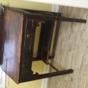 Early 1900s desk?