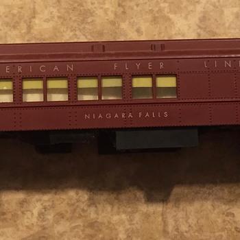 Niagara Falls Passenger Car