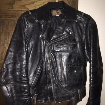 Buco jacket maybe 50's or 60's not sure
