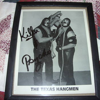 the texas hangmen - Photographs