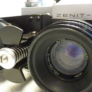 Zenit B - Cameras