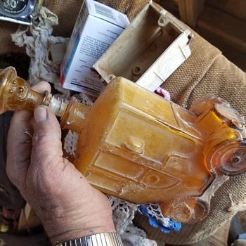 One of the oddest bottles I found - Bottles