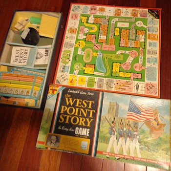 The West Point Story an exciting action game - Games