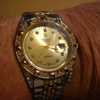 rolex knockoff