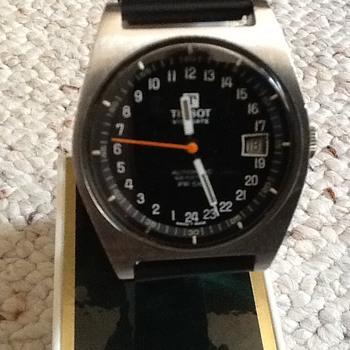 Tissot Seastar Visodate PR516 24 HR Watch - Wristwatches