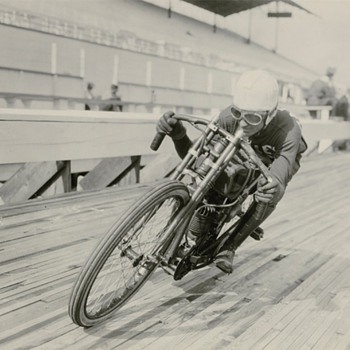 American Motorcycle Motordrome &amp; Board Track Racing  - Photographs