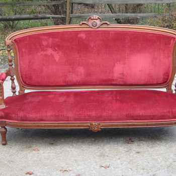 Ladies Settee  - Furniture