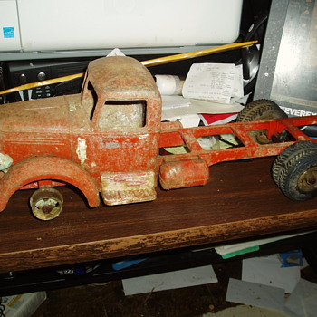 What have I got? A toy from my childhood (I think) - Model Cars