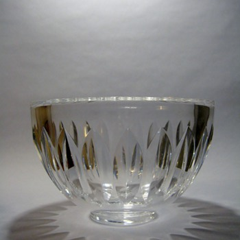 SVEN PALMQVIST FOR ORREFORS-SWEDEN - Art Glass
