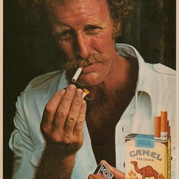 1978 Camel Cigarettes Advertisement - Advertising