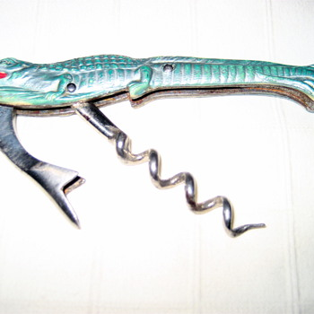 Alligator Corkscrew - Kitchen
