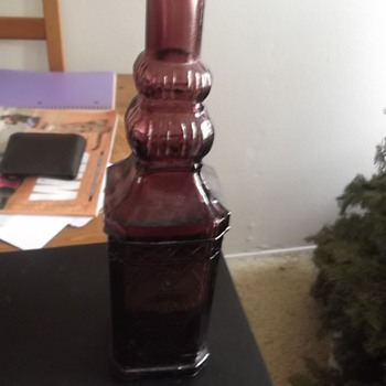 Antique Purple Bottle ???? - Bottles
