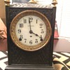 My fathers' Seth Thomas clock he left me