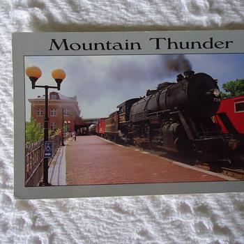 MOUNTIN THUNDER