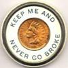 My Favorite Encased Coin