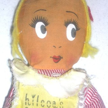 """hilcoa's Goldie"" Rag Doll - Dolls"