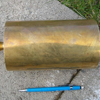 Brass Roller, well made and very heavy
