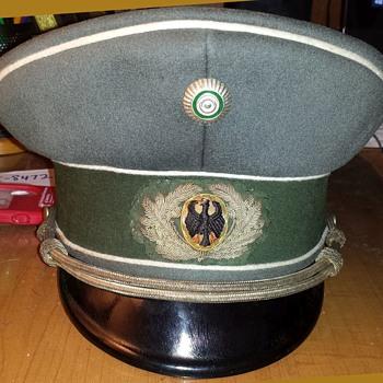 Reichswehr Saxon Infantry Officers cap