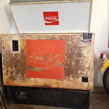 My Coke Machine