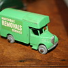 Matchbox removal service truck toy