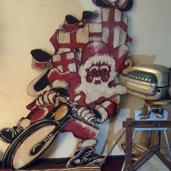 Merry Christmas and  some of my stuff - Advertising