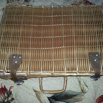 Picnic or Sewing Basket?