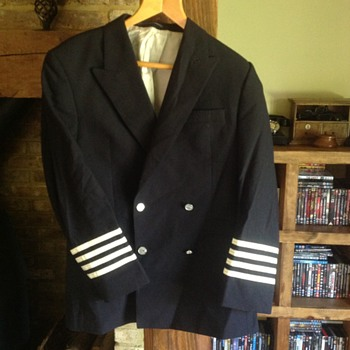 British Airways Julian MacDonald Captain Uniform Jacket