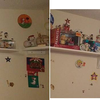 Just a 5th of my Snoopy collection - Advertising