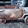Nelle Belle Pedal Jeep