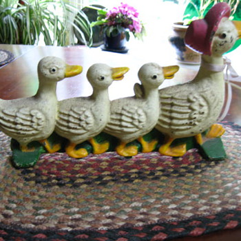 getting your ducks in a row...lol - Animals