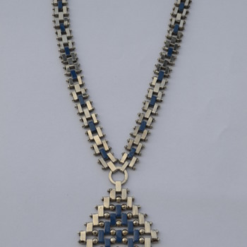 Art Deco 1930's Jakob Bengel Necklace