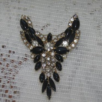 Juliana Scorpion Broach - Costume Jewelry