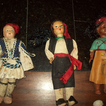 Mystery Dolls - Dolls