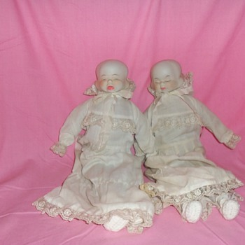 Three Face Doll - Dolls