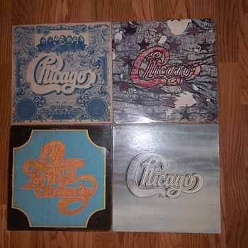 Vintage Chicago Records!