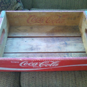 Found at mom's house - Coca-Cola