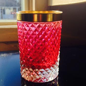 Baccarat? - Art Glass