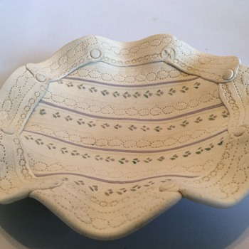 Vintage dish - Art Pottery