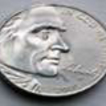 The Bearded Jefferson Nickel - US Coins