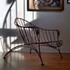 Mid Century Modern Garden Chair - Great Legs