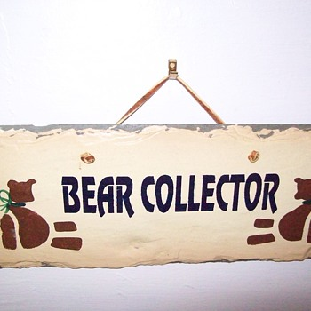 1. Bear - Thomas Wolfe Original - (Mountain Country Living) - Animals
