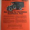 The Saturday Evening Post advertising 1925.