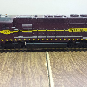 "DMIR ""SD38"" - Model Trains"