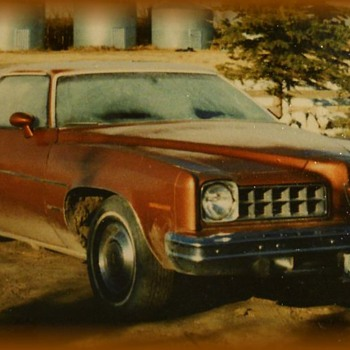 My First Car -- PONTIAC LeMANS SPORTS ( 2 door )  - Classic Cars