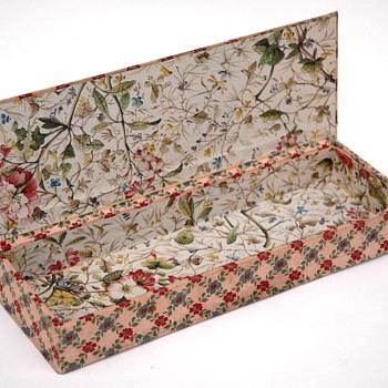 ancienne boîte de confiseur - vers 1950